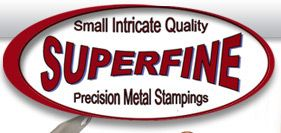 Superfine Mfg. Inc. a Ohio custom metal stamping factory